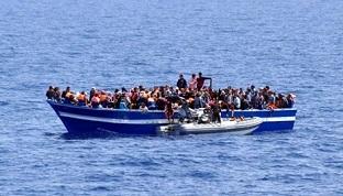 خفر السواحل التركي ينقذ 13 مهاجراً فلسطينيا ًمن الغرق في سواحل بودروم