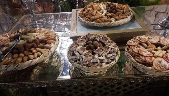 زينب.. شيف فلسطينية تواجه صعوبات الحياة بمشروع تحضير طعام في رمضان