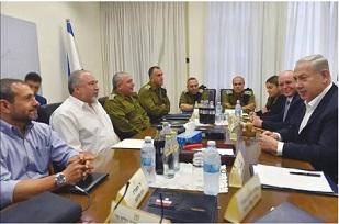 العلاقة بين المستويين العسكري والسياسي في إسرائيل