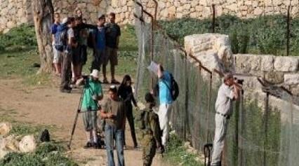 مستوطنون يقتحمون منطقة برك سليمان