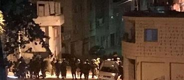 قوات الاحتلال تعتقل الشاب