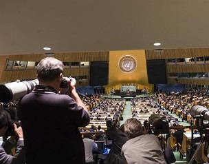 جالياتنا في أوروبا تطالب الأمم المتحدة بتحمل مسؤولياتها في حماية دولة فلسطين
