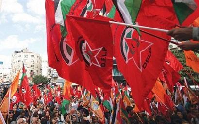 في ذكرى النكبة «الديمقراطية» بوحدة الشعب وخيار المقاومة يزداد النضال الوطني الفلسطيني توهجاً