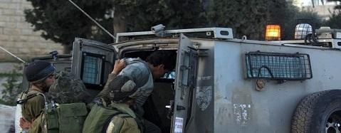 قوات الاحتلال تشن حملة إعتقالات في محافظات الضفة الغربية