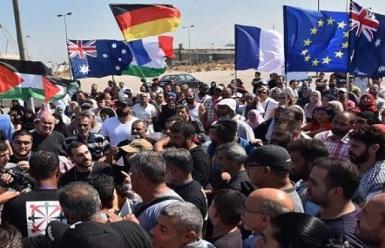65 الف فلسطيني يطالبون بنقل ملفاتهم إلى مفوضية اللاجئين