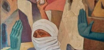 (60) فناناً مصرياَ يجتمعون لدعم القضية الفلسطينية في معرض