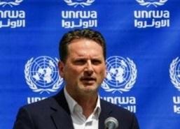 استقالة كرينبول مدير وكالة غوث وتشغيل اللاجئين الفلسطينيين (أونروا) رسميا