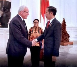 الرئيس الإندونيسي: انتهاكات