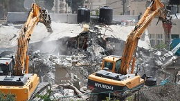 ارتفاع غير مسبوق في هدم مباني الفلسطينيين بالقدس والضفة المحتلتين