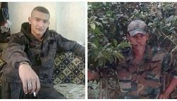 عنصران من جيش التحرير الفلسطيني يقضيان جنوب سورية