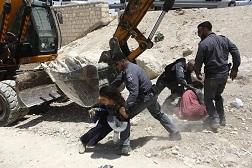 اقتلاع الفلسطينيين من القدس والغور.. خطة
