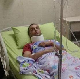 سائق من مخيم بلاطة ينجو بأعجوبة من اعتداء المستوطنين