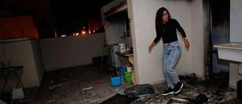 إعلام عبري: سماع دوي انفجارات في البلدات المحيطة بقطاع غزة بسبب