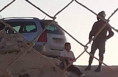 جيش الاحتلال يعتقل شاب بحوزته سكين قرب مستوطنة