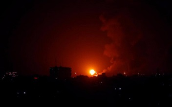 الاحتلال يزعم إطلاق صاروخ من غزة لم يتجاوز الحدود .. الصحة : 7 إصابات جنوب القطاع
