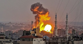 الاحتلال يقتل مظاهر الفرح في غزة