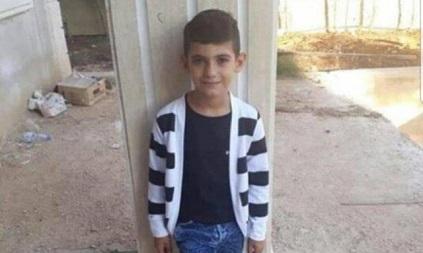استشهاد طفل بانفجار قنبلة إسرائيلية جنوب لبنان