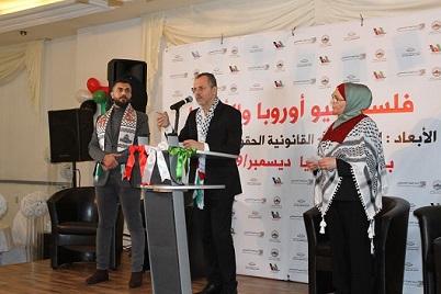 أوضاع اللاجئين في غزة ولبنان تتصدر الكلمات الافتتاحية لمؤتمر