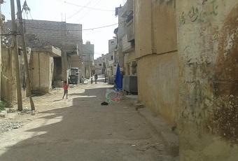 مخيم درعا: