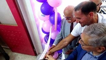 افتتاح مكتبة عامة في مخيّم الجليل