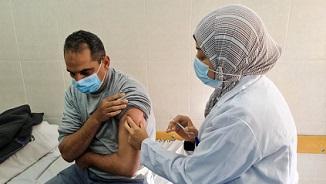 غزة تسجل 10 حالات وفاة و1527 إصابة جديدة بكورونا