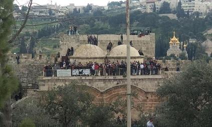 قضية باب الرحمة.. بين أهداف الاحتلال وهبّة الفلسطينيين