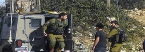 جيش الاحتلال يعتقل 4 أسرى محررين من مخيم جنين وجبع