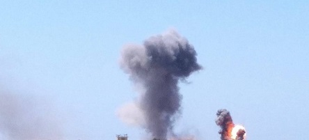 طائرات الاحتلال تستهدف
