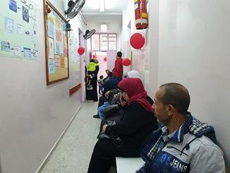 عيادة واحدة في مُخيّم العين للاجئين الفلسطينيين.. بانتظار الحل من  السلطة