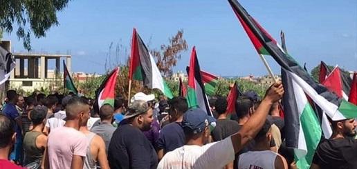 في بيان عاجل.. لجنة المتابعة الفلسطينية تدعو للاستمرار بالاحتجاجات الشعبية في لبنان