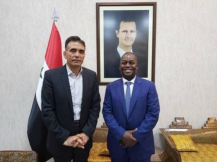 مدير شؤون الأونروا في سورية يلتقي وزير التربية ويستعرض معه آفاق التعاون مع الوزارة