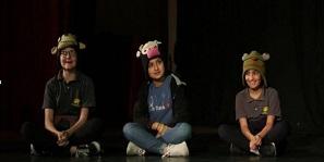 دعونا نصفّق لمهرجان فلسطين الدولي لمسرح الطفل والشباب