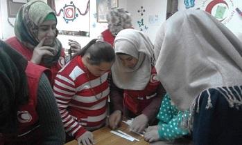 الأونروا في سورية تعلن عن دورات تدريبية لذوي الإعاقة