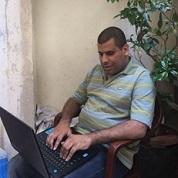 كفيف فلسطيني مستعد للتبرع بكليته لتأمين تكاليف علاجه !