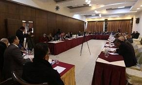 ورشة عمل لمناقشة أوضاع الفلسطينيين القادمين من سورية إلى غزة