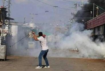 اندلاع مواجهات مع قوات الاحتلال في رام الله
