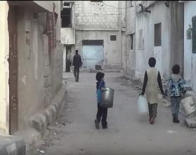 مخيم درعا واقع معيشي مزري وسكانه يشكون الإهمال وغياب الخدمات