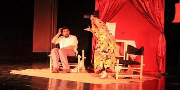 عرضان مسرحيان في خامس أيام مهرجان فلسطين الوطني للمسرح