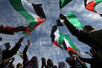 نشاطات اليوم العالمي للتضامن مع الشعب الفلسطيني في مدريد