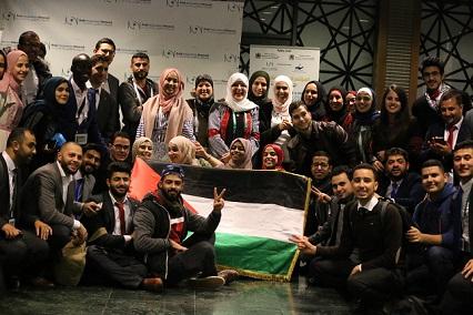3 طلاب فلسطينيين يفوزون بمراكز متقدمة في التحديات الدولية للابتكار في الوطن العربي