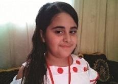 من ينقذ طفلة فلسطينية تواجه خطر بتر اللسان ؟