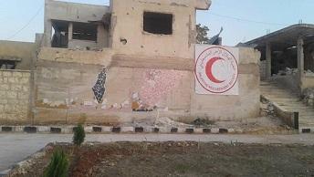 إعادة تأهيل حديقة المشروع في مخيم حندرات وناشطون ينتقدون