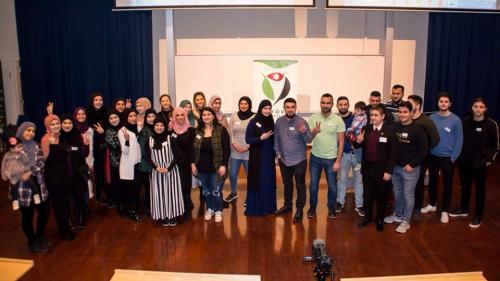 تجمع شبابي فلسطيني في الدنمارك يُعرّف المجتمع الدنماركي بالنكبة الفلسطينية