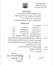 تشكيل لجنة لتقديم الاعتراضات القانونية على المخطط التنظيمي لمخيم اليرموك