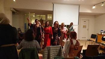 *جمعية المرأة الفلسطينية الألمانية تنظم ندوة ثقافية حول مرض السرطان في مدينة بون الألمانية*