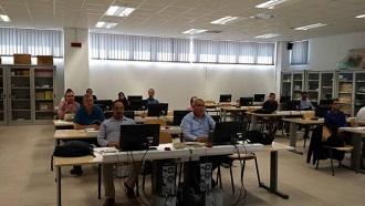 أكاديميون فلسطينيون يشاركون بورشة عملٍ حول الحوسبة الجنائية في إيطاليا