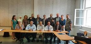 أكاديميون فلسطينيون يشاركون في زيارةٍ دراسية إلى جامعة هومبولت في برلين