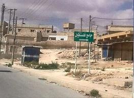 أهالي مخيّم حندرات المهجّرون يطالبون