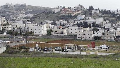 السلطات الإسرائيلية تُصادق على بناء مئات الوحدات الاستيطانية في الضفة