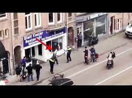 محامي الشاب الفلسطيني السوري محطم المطعم في أمستردام يؤكد بأن عمله كان موجهاً ضد حكومة